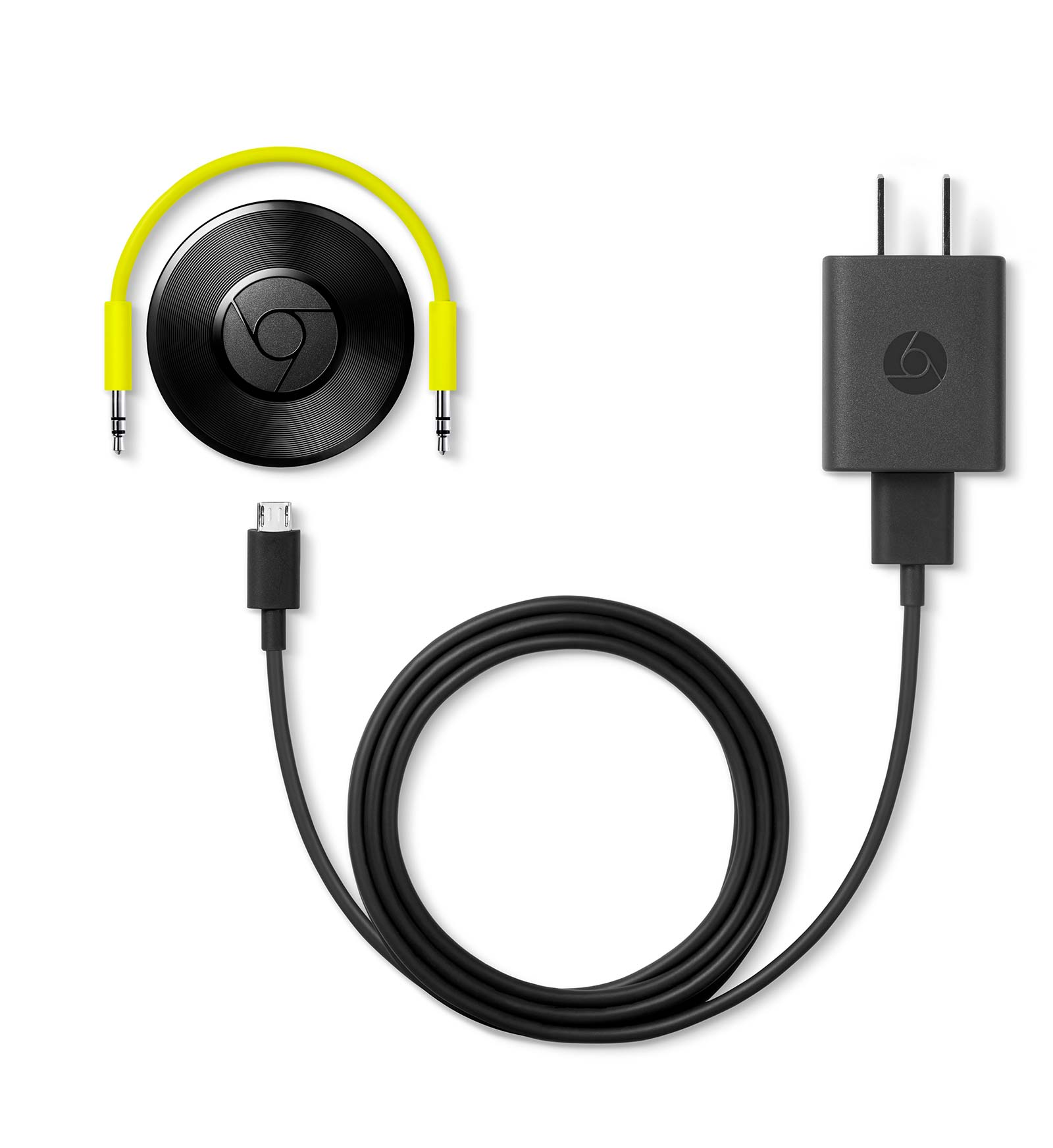 Google Chromecast Audio - Emotion Technology Co Ltd